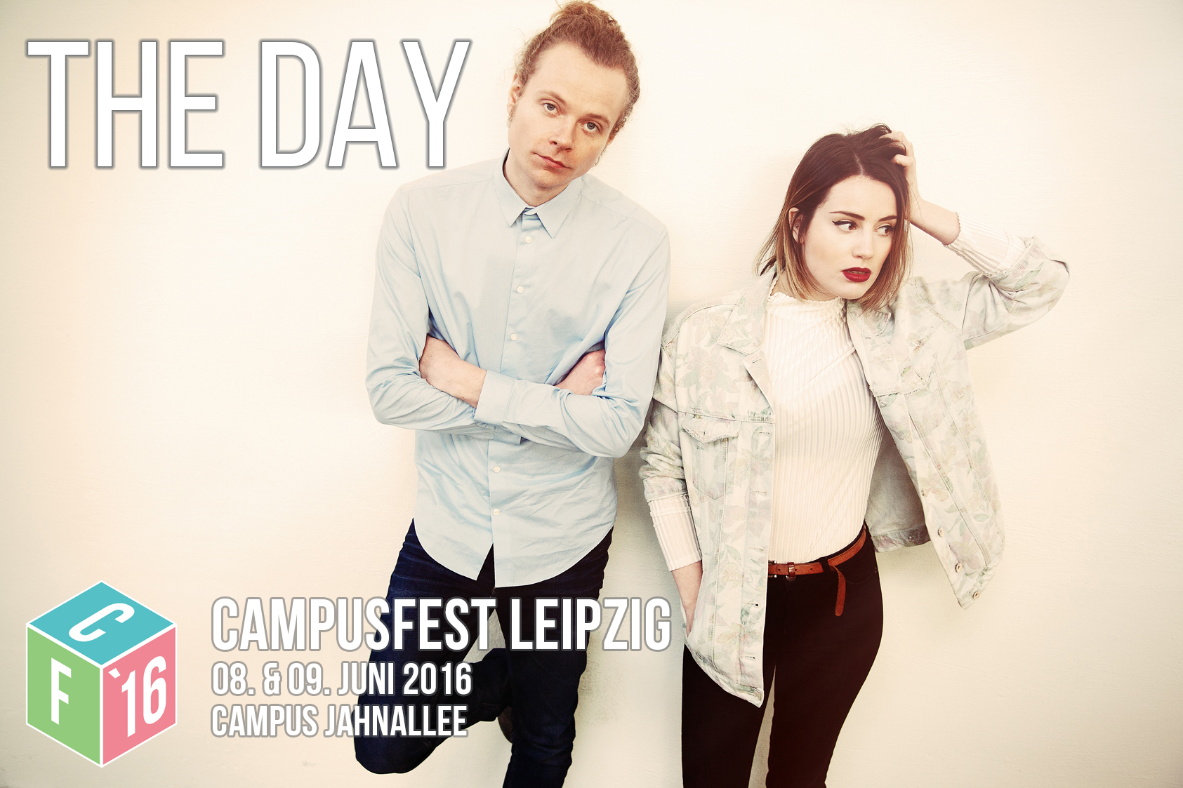 The Day Campusfest Leipzig 2016
